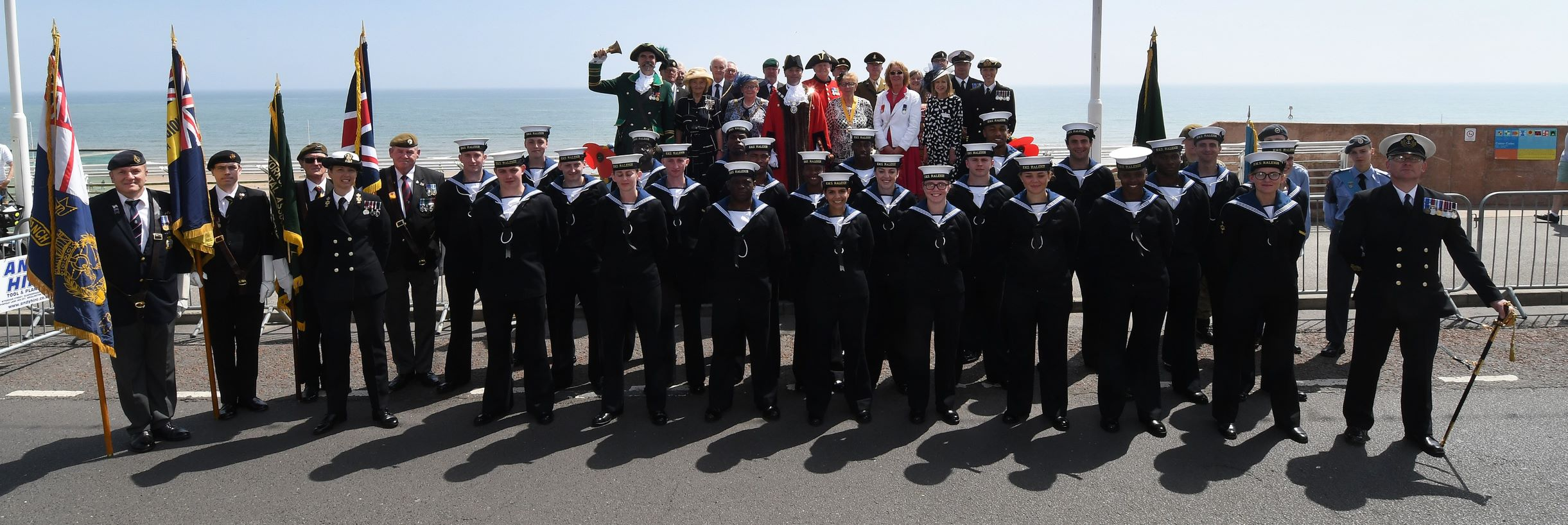 Freedom of Entry to the Royal Navy