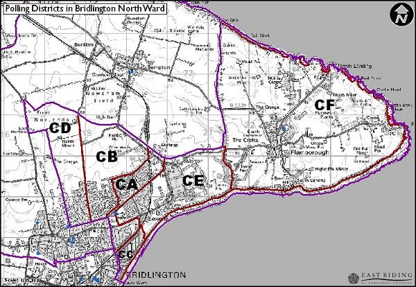 Bridlington North Ward