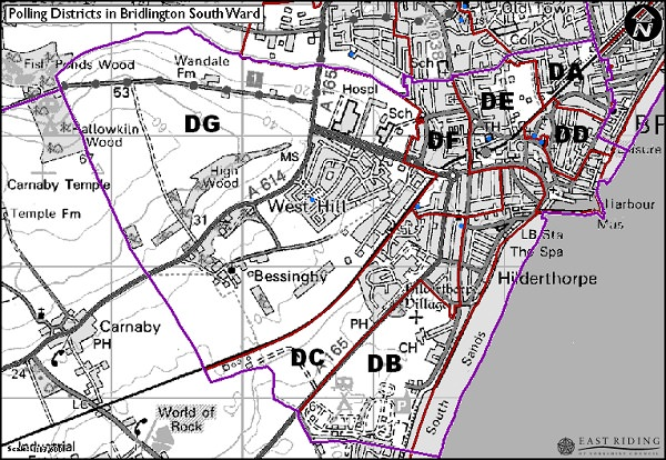 Bridlington South Ward