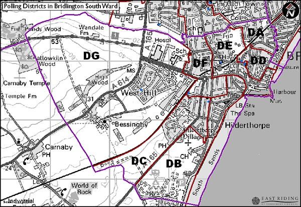 Bridlington South Ward